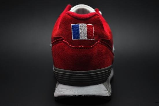 new balance m576 bleu blanc rouge