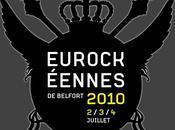 Eurockéennes Belfort 2010