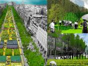 Nature Capitale jardin extraordinaire Champs-Elysées