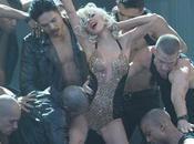 Christina Aguilera nouveau clip très Self Tonight