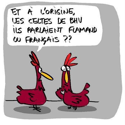 BHV, heure Hache....