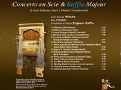 Concerto scie Raffin majeur...