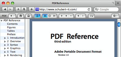 Pdf browser Plugin Mac Aficionados