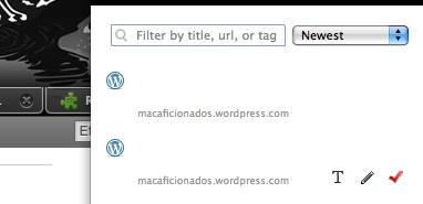 ReaditLater Mac Aficionados
