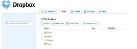 Dropbox Mac Aficionados