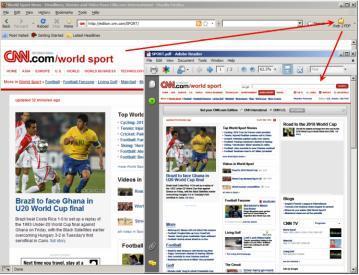 Web2PDF Converter Mac Aficionados