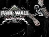 "PAUL WALL: ""Heart Champion"" (Pochette d'Album)"