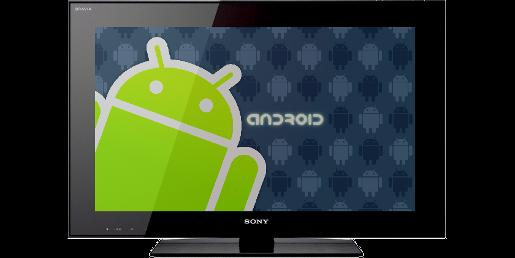 Android Dragonpoint, une version pour la TV