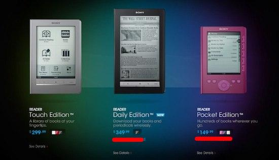 Le Sony Pocket Edition enfin à 149$ !