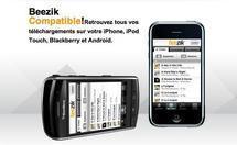 Beezik disponible sur votre iPhone...