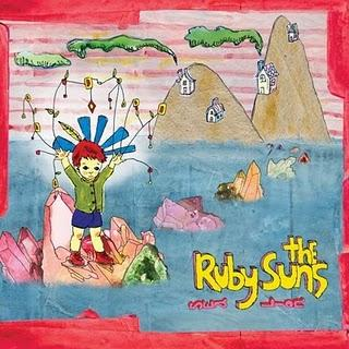 The Ruby Suns - Sea Lion (2008) & Fight Softly (2010)
