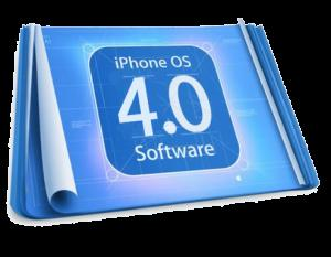 Firmware 4.0 bêta 3 iPhone publié par Apple