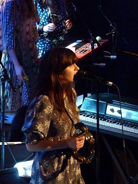 Review Concert : She & Him @ Alhambra 29/04/10