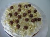 Cheesecake mascarpone Maltesers
