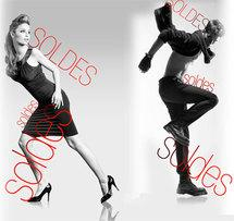 Soldes, 2éme demarque Fashion shopping