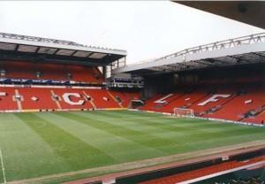 This is Anfield, the end…