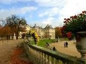 Balade jardin Luxembourg