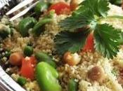 Couscous légumes minutes
