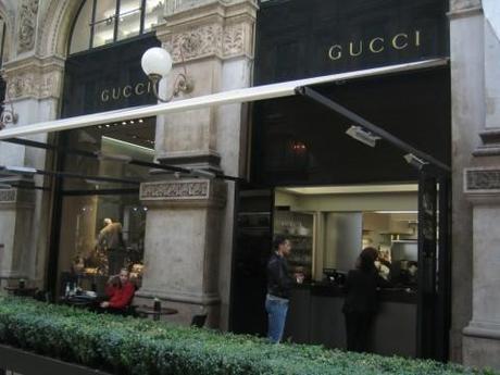 Gucci Café Milan