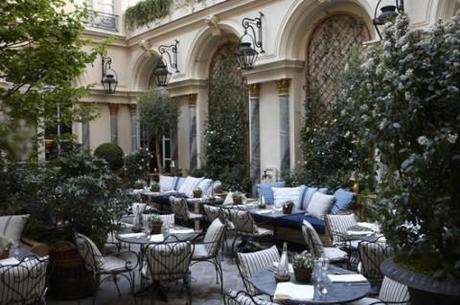 Ralph Lauren au 117 boulevard St Germain à Paris