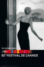 L'affiche officielle festival Cannes 2010 dévoilée