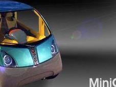 voiture comprimé francaise sortie commerciale pour 2008.