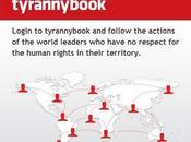Amnistia Internacional Tyrannybook