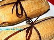 Tamales poires chocolat recette mexicaine marmites emoi