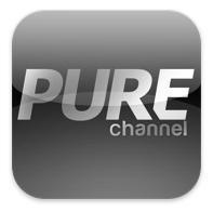 Pure Channel sur iPhone, c'est le festival...