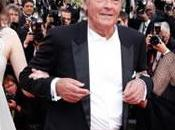 Festival Cannes Michael Douglas Alain Delon pour projection Wall Street (PHOTOS)