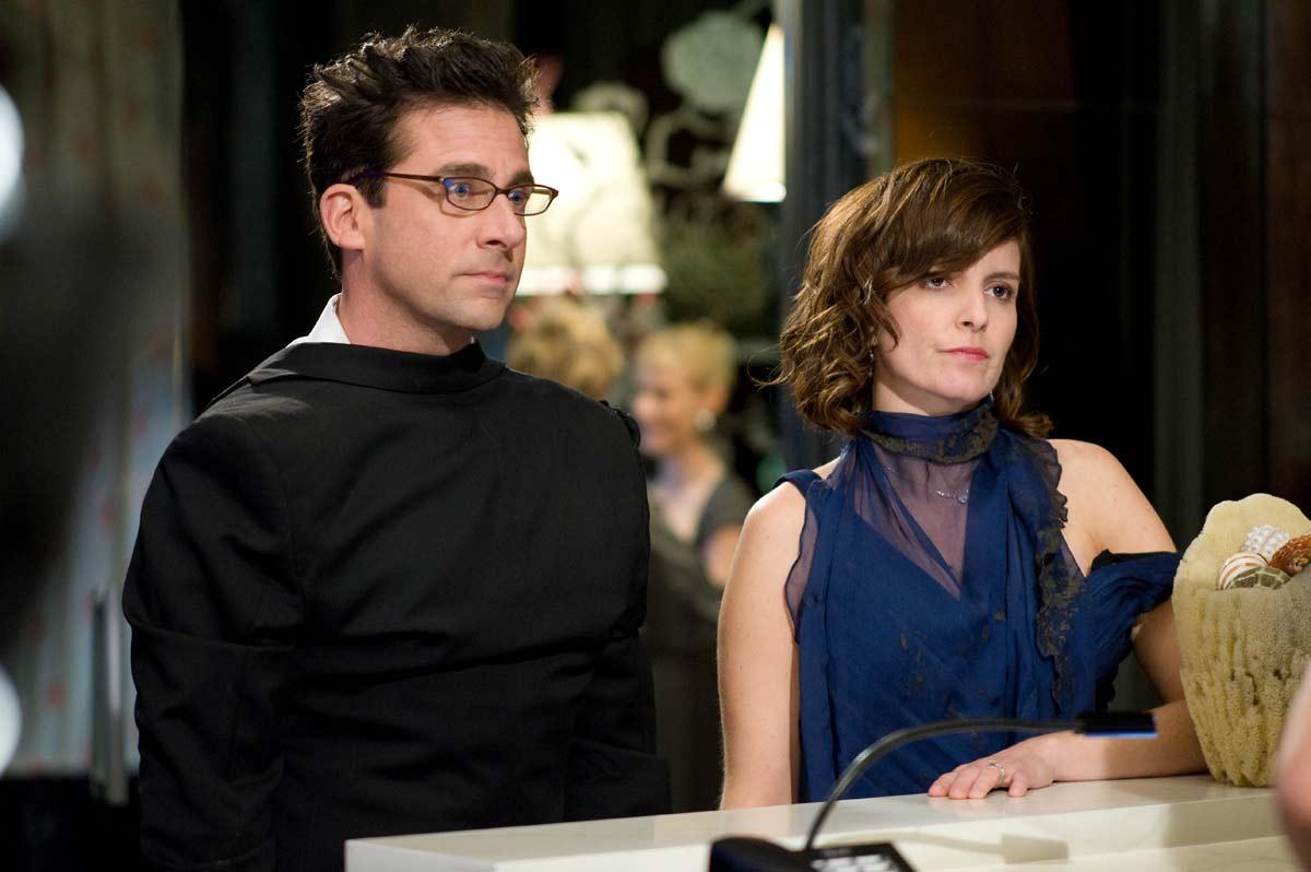 Steve Carell et Tina Fey.  Twentieth Century Fox France