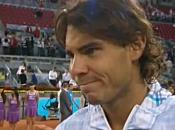 Vidéo Interview Rafael Nadal (16/05/2010)