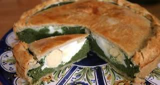 tarta pascualina