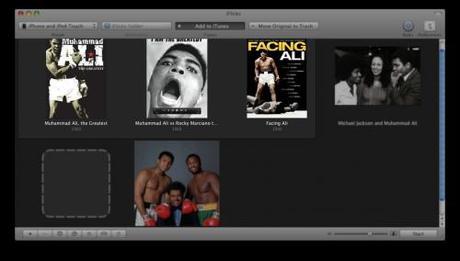iFlicks Mac Aficionados©