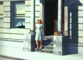 Summertime Edward Hopper