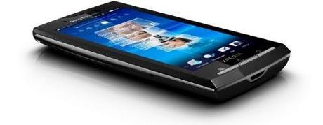 Xperia X10, première mise à jour presque disponible