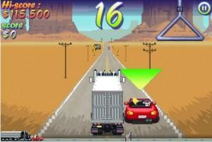 Truckers Delight maintenant en jeu iPhone