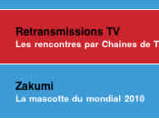 L'application iPhone coupe monde 2010 ADS2010
