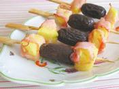 brochettes antillaises