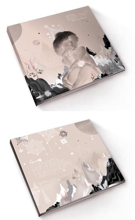 40 pochettes d'album graphiques et originales