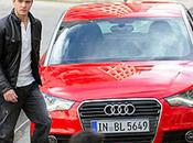 Justin Timberlake héros pour Audi