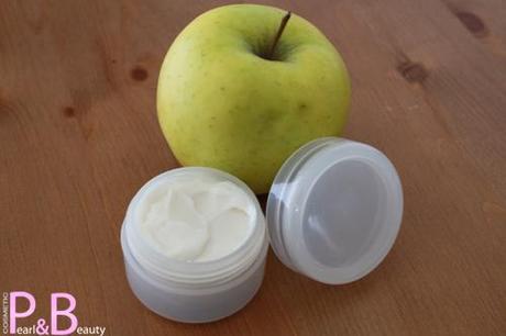 Crème pomme vanillé