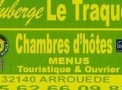manger dans Gers l'auberge Traquet