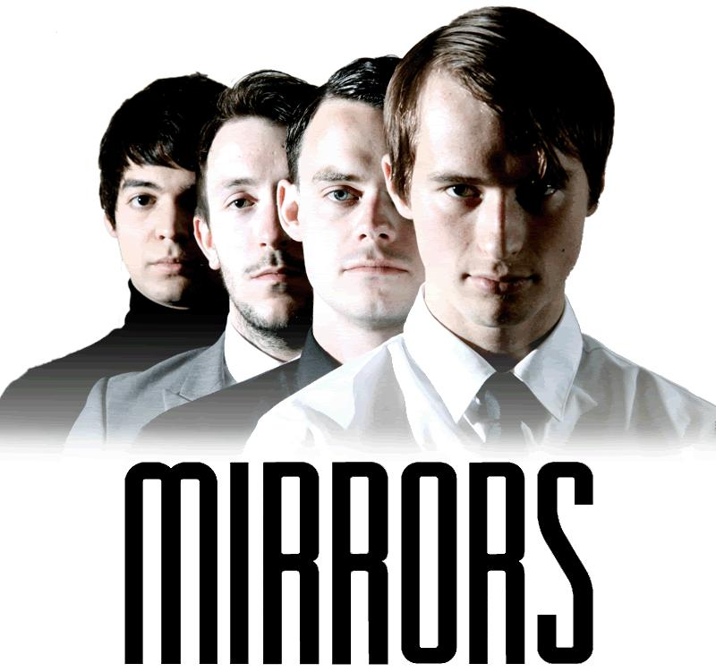 Mirrors: Hide & Seek Quatuor originaire de Brighton, Mirrors...