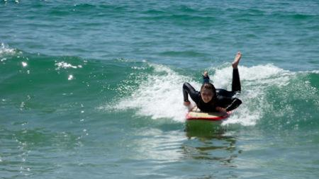 One more surfer girl