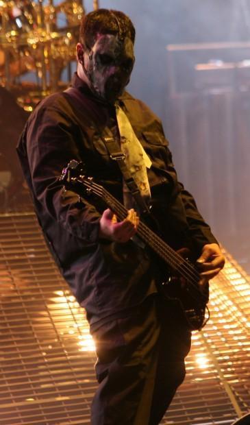 Décès de Paul Gray (Slipknot)