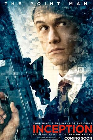 INCEPTION : 7 affiches-personnage