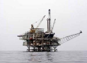 Raffinage pétrole en mer