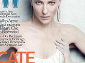[couv] Cate Blanchett pour Magazine