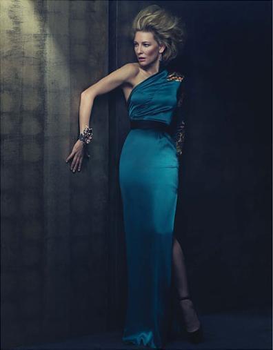 [couv] Cate Blanchett pour W Magazine